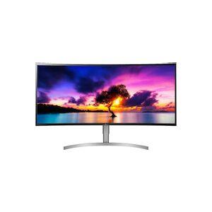 LG 38WK95C-W 37.5 puadas puadas UltraWide Quad HD LED Curva Pl
