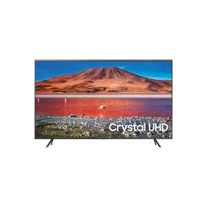 Samsung Series 7 UE43TU7172U 109,2 cm (43 pulgadas pulgadas) 4K Ultra HD Smart TV Wifi Carbono, Plata