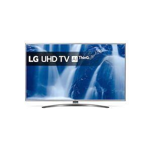 LG 75UM7600PLB TV 190,5 cm (75 puadas puadas) 4K Ultra HD Smart TV Wifi Plata