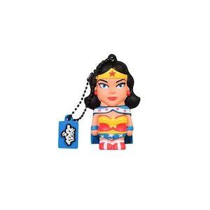 Silver HT Tribe Memoria USB 16GB - DC COMICS - Wonderwoman