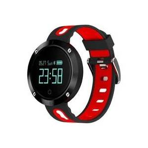 Billow XS30BR Bluetooth Negro, Rojo reloj deportiv