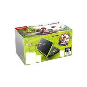 Nintendo New 2DS XL + Mario Kart 7 videoconsola po