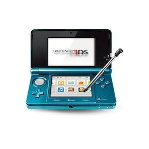 Nintendo 3DS videoconsola portátil Azul 2 GB Wifi