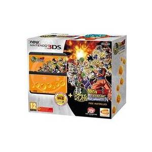 Nintendo New 3DS + Dragon Ball Z: Extreme Butoden Pack videoconsola portátil Multicolor 9,86 cm (3.8