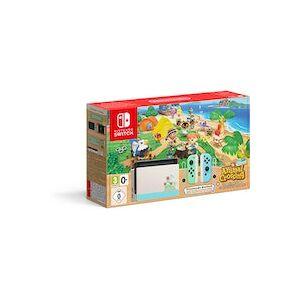 Nintendo Switch Animal Crossing: New Horizons videoconsola portátil Negro, Azul, Verde 15,8 cm (6.2 pulgadas