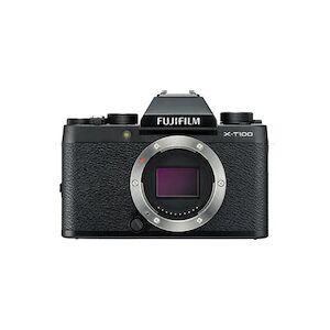 Fujifilm X T100 Cuerpo MILC 24,2 MP CMOS 6000 x 40
