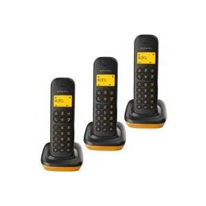 Alcatel D135 Trio DECT Identificador de llamadas N