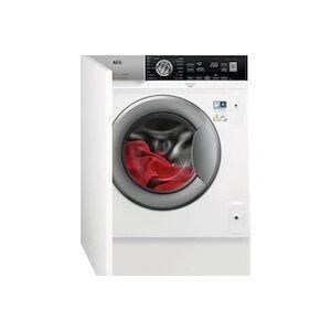 AEG L7FEC842BI lavadora Integrado Carga frontal Blanco 8 kg 1400 RPM A+++-20%