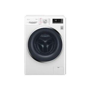 LG F4J7VY2W lavadora Independiente Carga frontal Blanco 9 kg 1400 RPM A+++
