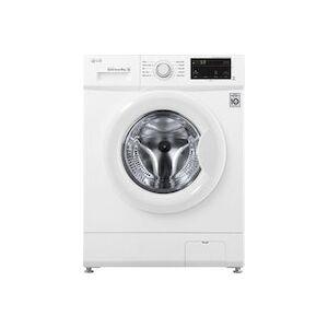 LG FH2J3TDN0 lavadora Independiente Carga frontal Blanco 8 kg 1200 RPM A+++-30%