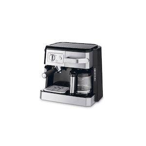 DeLonghi BCO 420.1 cafetera eléctrica Independiente Cafetera combinada 1 L Semi-automática