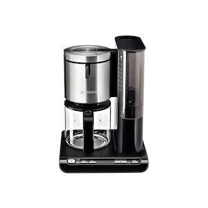 Bosch TKA8633 cafetera eléctrica Independiente Cafetera de filtro 1,25 L