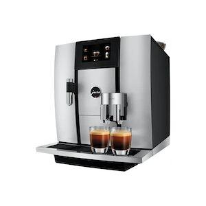 Jura GIGA 6 Aluminium Máquina espresso 2,6 L Totalmente automática