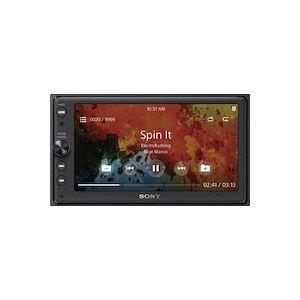 Sony XAV-AX100 Negro 55 W Bluetooth
