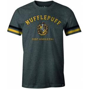 Cotton Division Camiseta Harry Potter - Escudo Hufflepuff House