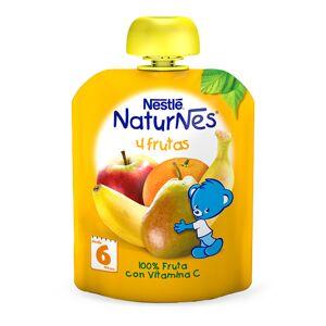 Nestle Naturnes Mix 4 Frutas 90 g