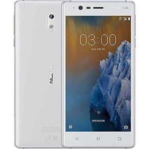 Nokia 3 (2018) 16GB (Dual Sim) Blanco, Libre C