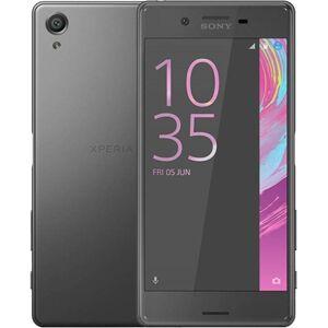 Sony Xperia X 32 GB Negro, Libre B