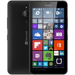 Microsoft Lumia 640 XL Dual Sim  Negro, Libre B