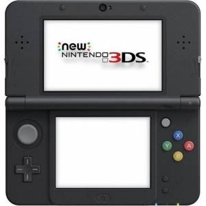 NEW 3DS Negro, Rebajada