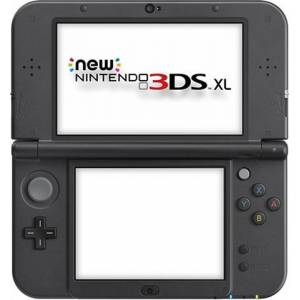 NEW 3DS XL Pokemon Sol Y Luna, Sin Caja