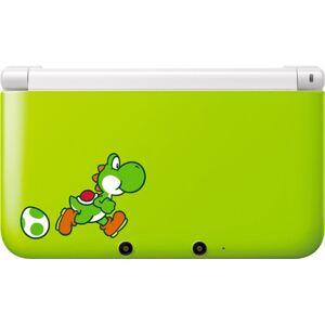 Nintendo 3DS XL Yoshi Ed, Sin Caja