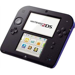 Nintendo 2DS Azul Y Negro, Rebajada