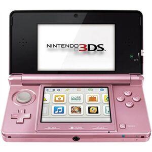 Nintendo 3DS Rosa, Rebajada