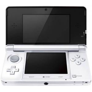 Nintendo 3DS Blanco, Sin Caja