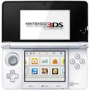 Nintendo 3DS Blanco, Rebajada