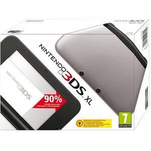 Nintendo 3DS XL Plata, Caja