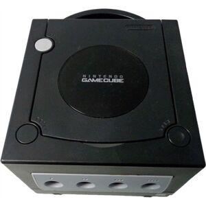 Gamecube Consola, Negro, (Sin Juego) Rebajada