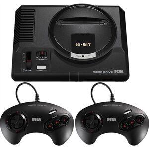Sega Mega Drive Mini (w/ 2x Controllers), Unboxed