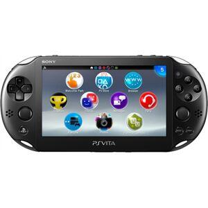 PS Vita Slim Negro WiFi, Rebajada