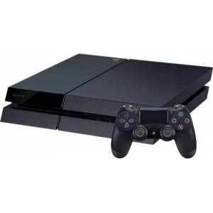 Playstation 4 1TB Negro, Rebajada