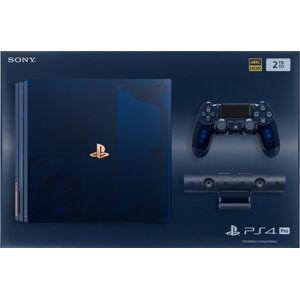 Playstation 4 Pro Consola, 2TB 500 Million Azul + Azul Camera, Caja