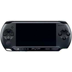 "PSP E1000 ""Street"" Negra, Caja"