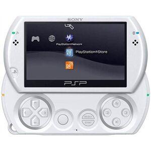 PSP Go Consola Blanca Sin Caja