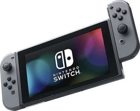 Switch Consola, 32GB HAC-001-01 + Gris Joy-Con, Rebajada