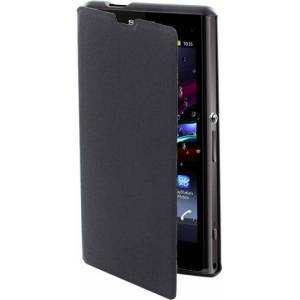 Sony Muvit Sony Xperia Z1 Case - Negro