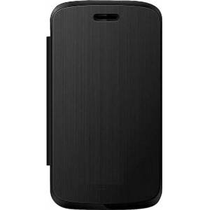 Alcatel Pixi3 Flip Cover Negro