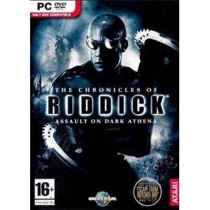 Athena Riddick - Assault on Dark Athena (SN)