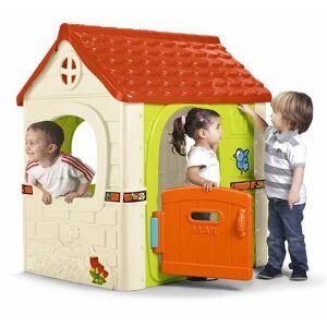 FEBER Casa de juegos de plástico para niños Fantasy House - Feber