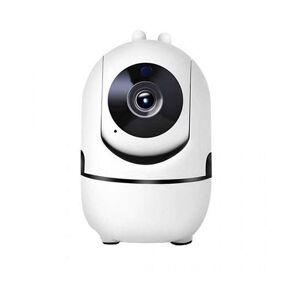 V-tac - Cámara de vigilancia 1080P IP Wi-Fi con audio y micrófono
