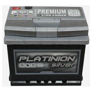 POSITIVE Batería de coche 55Ah   PLATINION PREMIUM - POSITIVE