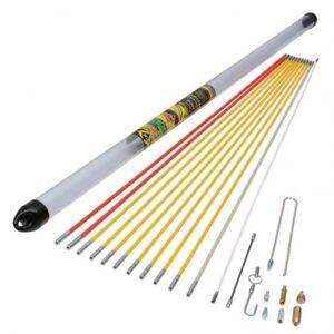 CK Herramienta para Colocación de Cable , Kit de Varillas de Acero, T5422