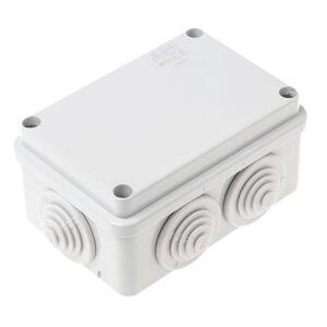ABB Caja de conexiones  , Termoplástico, Gris, 50mm, 105mm, 70mm, 50 x 105 x 70mm, IP55, 00820