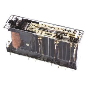 Panasonic Relé sin enclavamiento , bobina 24V dc, Montaje en PCB, SFS624