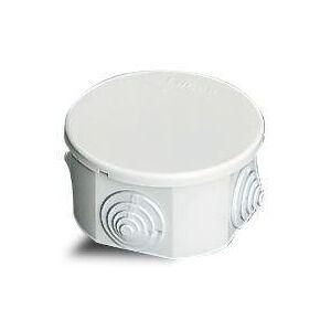 ABB Caja de conexiones  , Termoplástico, Gris, 40mm, 80mm, 80 x 40mm, IP44, 00802