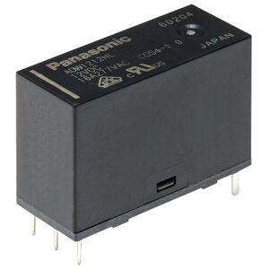 Panasonic Relé de enclavamiento, SPNO, 5V dc, Montaje en PCB (100), ADW1205HLW